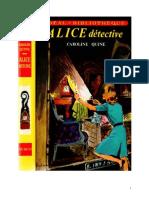 Caroline Quine Alice Roy 01 IB Alice Détective 1930.doc
