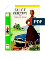 Caroline Quine Alice Roy 01 BV Alice Détective 1930.doc