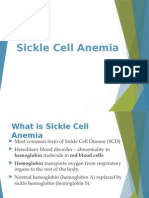 Sickle Cell Disease -
