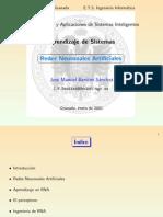Diseño Analisis y Aplicaciones de Sistemas Inteligentes.
