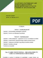 Contribuţii La Studiul Factorilor Care Influenţează Rezultatele Însămânţărilor