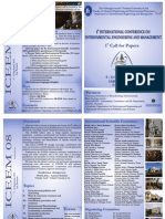 Flyer ICEEM08 1st Call for Papers