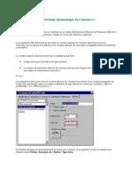 MDP 100 Détection Automatique Des Échéances