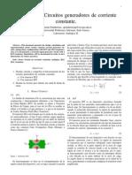 Practica 2 Generadores de Corriente Constante