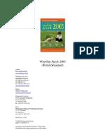 Wspólny Język 2005 (Polish Standard)