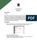 Informe 1 Tv Digital