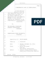 20141124 - Corman - Deposition of KMasser - Compressed