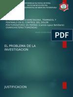 Eficacia de La, Dexametasona, Tramadol y Fentanilo_exposicion