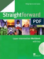 40991922 Straightforward Upper Intermediate Workbook