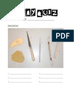 clay quiz