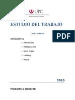 Estudio Del Trabajo_trabajo Final (Reparado)
