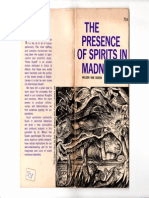 Wilson Van Dusen - The Presence of Spirits in Madness