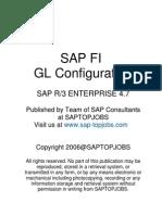 SAP FI GL CONFIGURATION