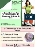 Monografia Sindrome de Down