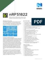 Prod Brief Nrf51822 v2.3