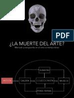 La Muerte Del Arte