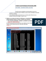 Servicios telnet,  escritorio remoto, ssh, tftp