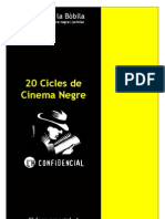 20 Cicles de Cinema Negre