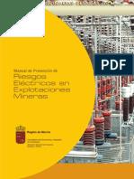 Manual Prevencion Riesgos Electricos Explotaciones Mineras