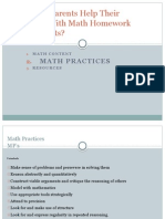 common core math presentation january 2015