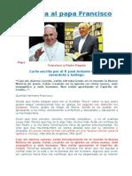 Carta Al Papa Francisco Del Padre Pagola (1)