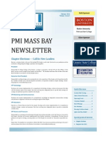 PMI Mass Bay Newsletter - Feb 2013