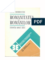Adolf Armbruster-Romanitatea Romanilor