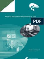 Leidraad duurzame bedrijventerreinen 2003