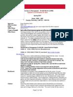 Syllabus IMS1501
