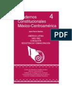 Jean Pierre Bastian - America Latina 1492-1992 Conquista Resistencia y Emancipacion