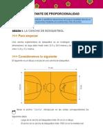 15.1 La Cancha de Basquetbol