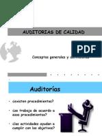 Auditoria Calidad