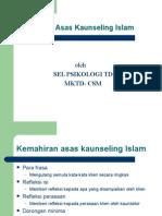 1 Kemahiran Kausneling Islam OK