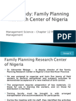 Draft_Case Study_Family Planning Research Center of Nigeria_MAr 23
