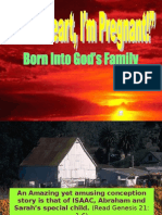 Born Into God's Family (2)