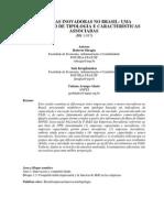 Empresas Inovadoras No Brasil, Uma Proposição de Tipologia e Características Associadas