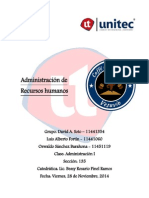 Administración de Recursos Humanos - Administración I - 28.11.14