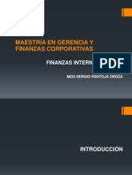 Presentación Finanzas Internacionales MGF 2014
