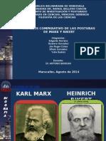 Diapositivas Marx y Rickert Boscan
