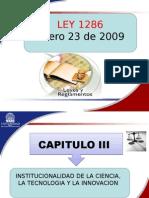 Diapositias Ley 1286