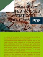 1. Arte Prehistorico