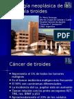 Carcinoma de La Glándula Tiroides de Origen Folicular