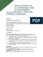 Informacion COSTUMBRES y Atractivos Turisticos de SFR