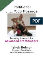 Advanced Thai Massage Manual