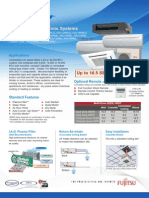 Fujitsu Halcyon Multi Zone Heat Pump Systems Brochure