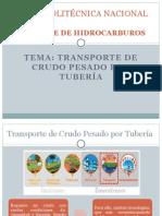 Transporte Crudo Pesado Final