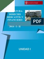 Diapositivas - Derecho Mercantil y Financiero 2014 - i - II