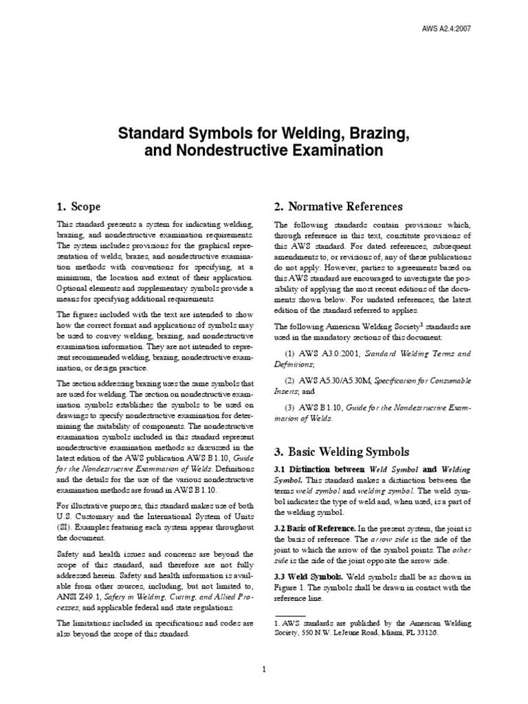 Standard symbols for welding nondestructive testing welding biocorpaavc Images