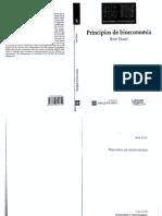 LIBRO Principio de Bioeconomia René Passet