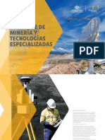 Software de Mineria y Tecnologias Especializadas